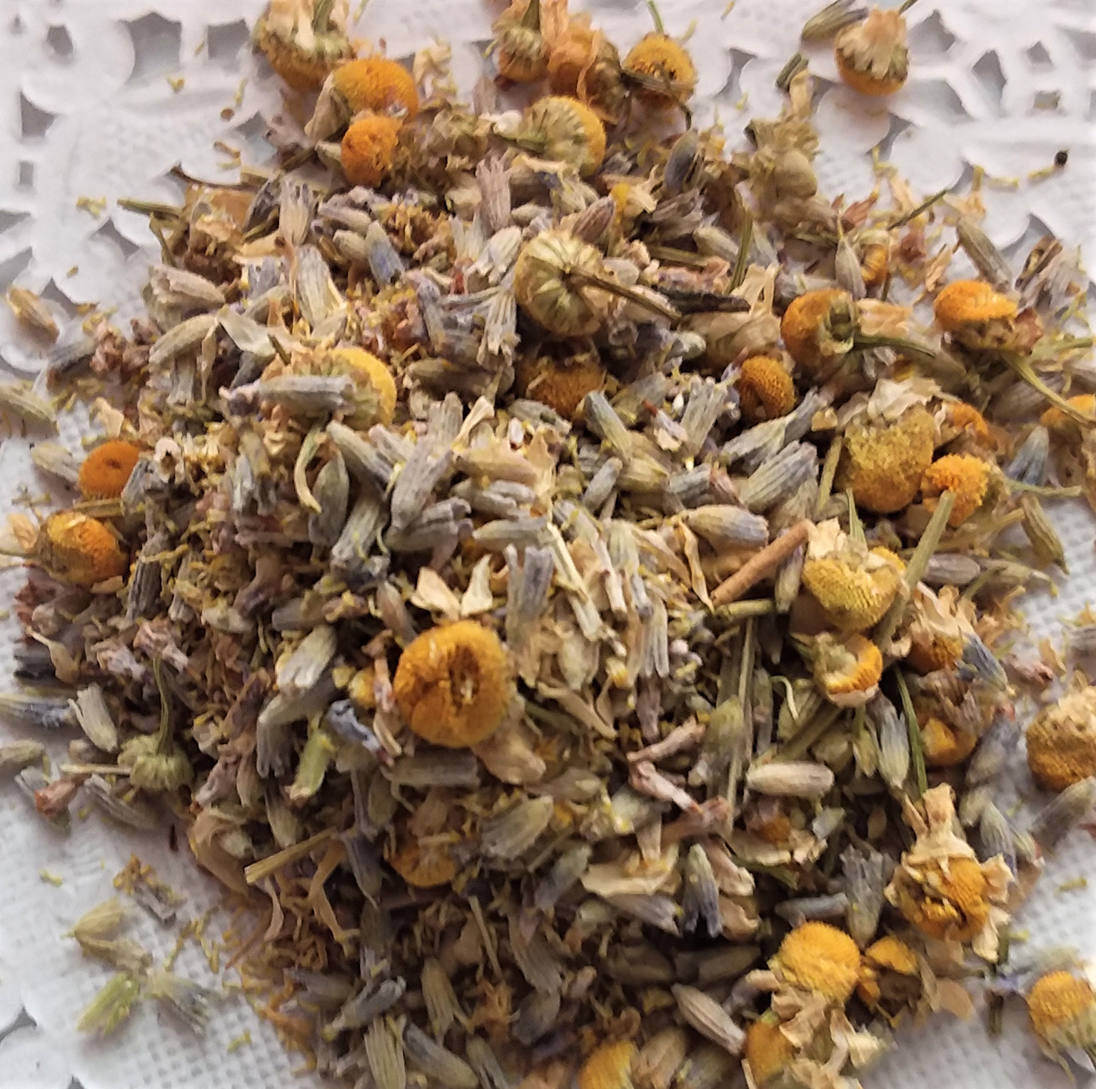 CBD Herbal Tea - Chamomile & Lavender